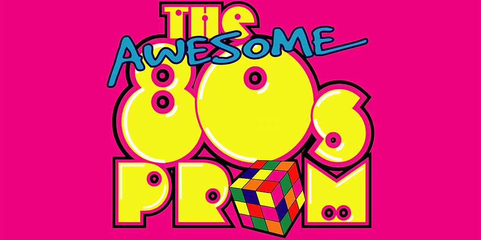 Totally Rad 80's Prom @ Salud!