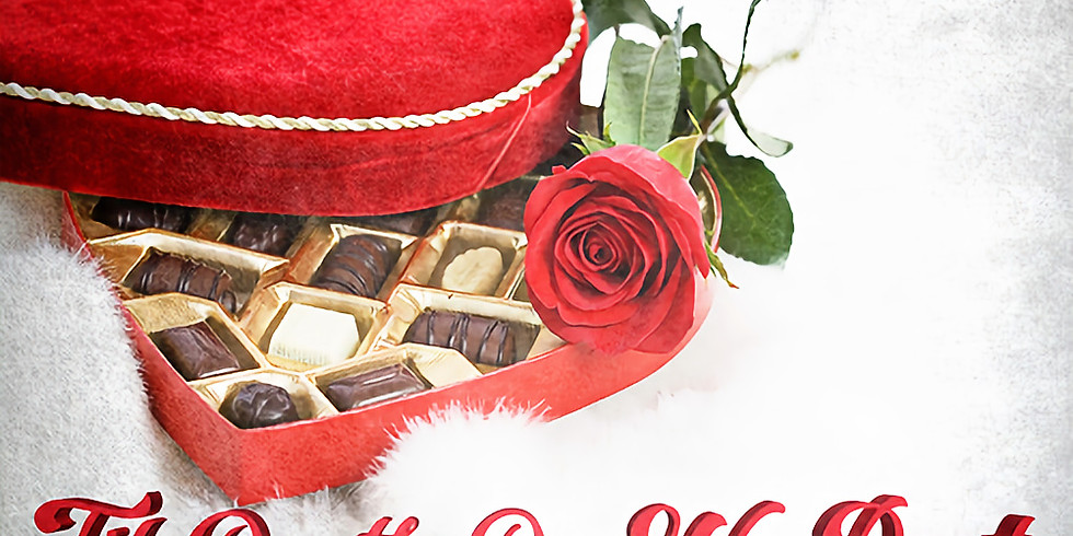 Valentines Murder Mystery Dinner at Salud! - February 16, 2019