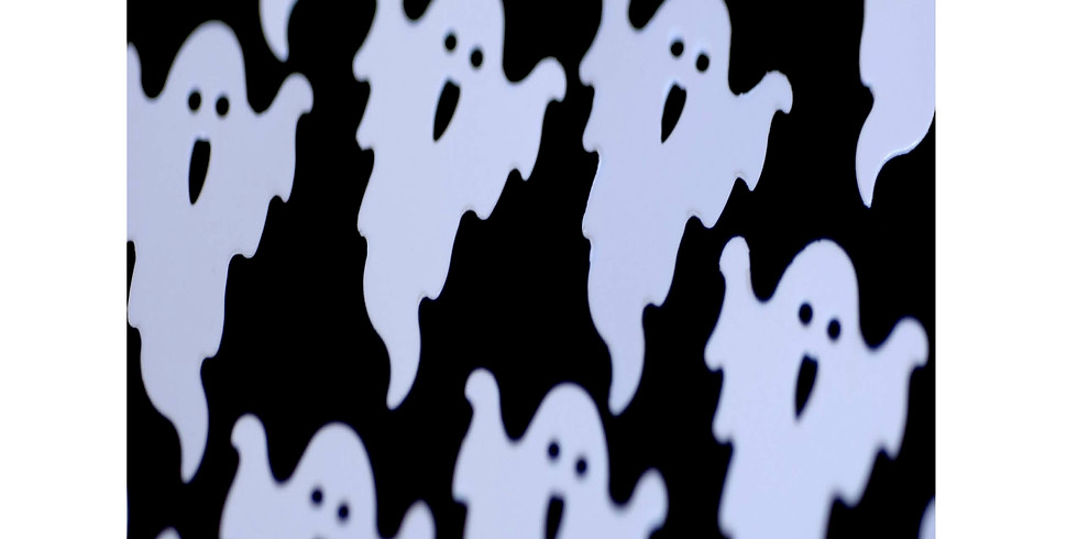 Spooktacular Ghostly Gathering at Salud