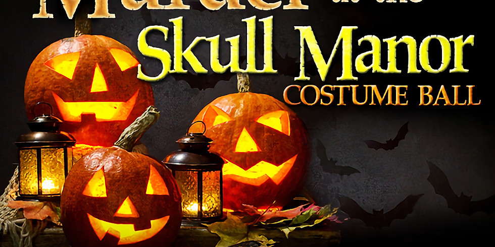 Halloween Murder Mystery Dinner at Salud! - October 27