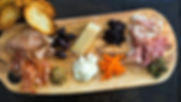 Charcuterie Board Meat Cheese Food