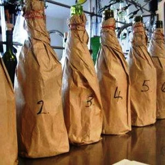 Brown Bagged Wine Time with Tony