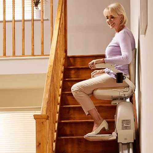 Acorn Superglide 130 Straight Stairlift (Assembled)