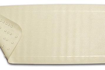 Lumex- Bath Mat Sure Safe, White -12050