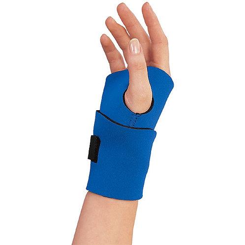 Universal Blue Neoprene Wrist Brace