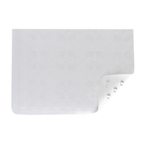 Nova Bath Mat- White - 9350R