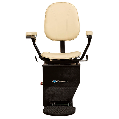 Helix Curved Stair Lift - Harmar CSL500