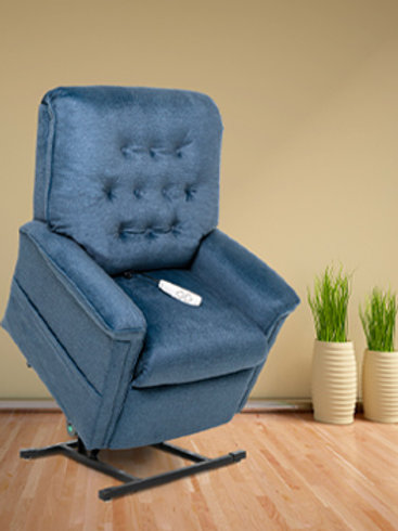 Heritage 3-position Lift Chair - Pride LC358