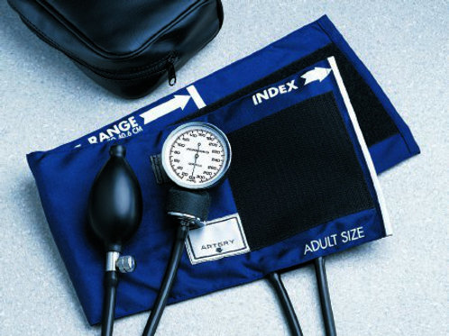 Basic Aneroid Sphygmomanometer