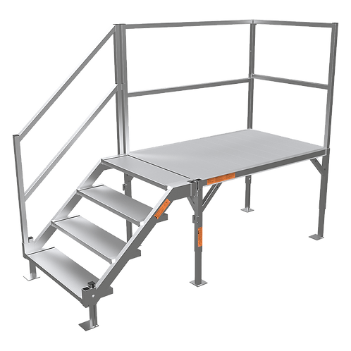FORTRESS® OSHA Stair System - EZAccess