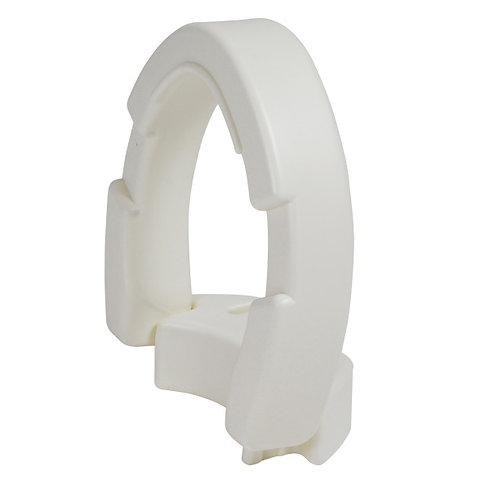 Drive Hinged Toilet Seat Riser- RTL12607