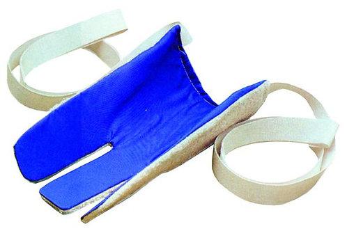 Molded Sock-Stocking Aid