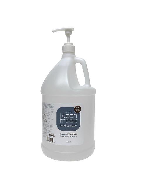 1 Gallon of Kleen Freak Hand Sanitizer