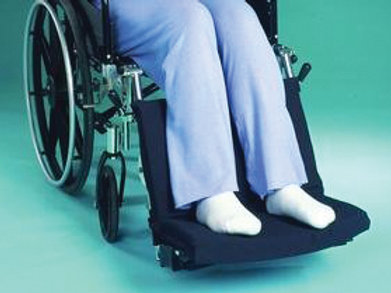 Wheelchair Leg & Foot Cushion