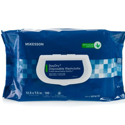Personal Wipe StayDry® Soft Pack - WPW100
