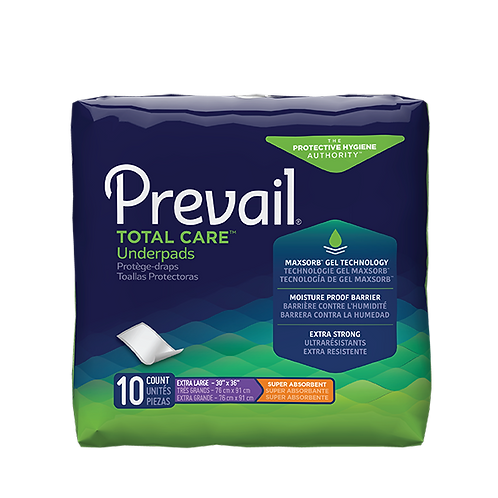 Prevail Disposable Underpads - UP-150CS