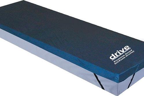 Gel Overlay for Hospital Bed Mattress; Drive Medical