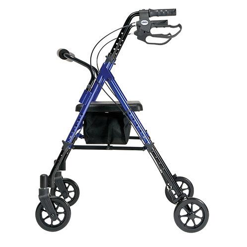 Lumex Set N Go Height Adjustable Rollator