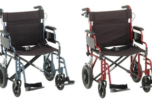 "NOVA 22"" Transport Chair"