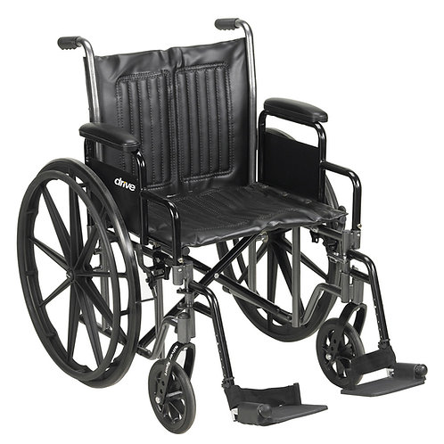 Silver Sport VI Heavy Duty Wheelchair