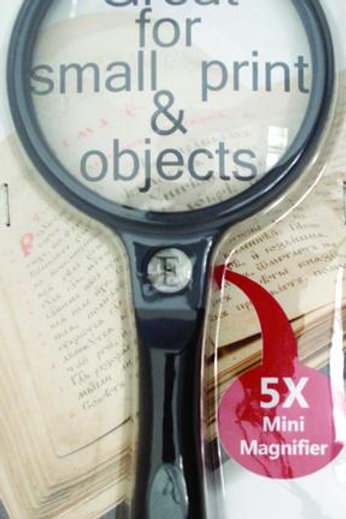 Extra Large Magnifier