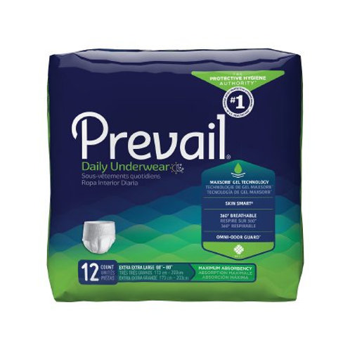 Prevail Women's Daily Underwear - Pull On - 2X-Large