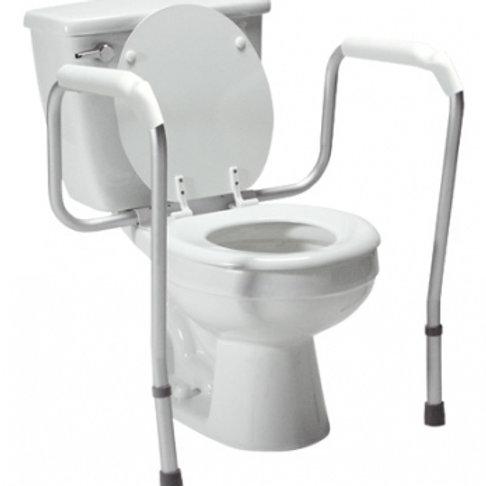 Lumex- Toilet Safety Rail Versaframe- 6460A