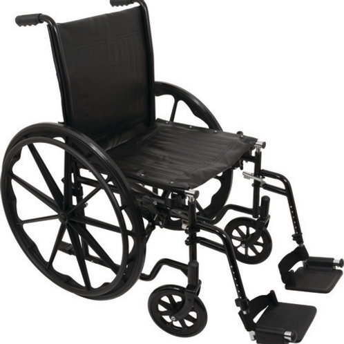 "ProBasics 18"" Standard Wheel Chair"