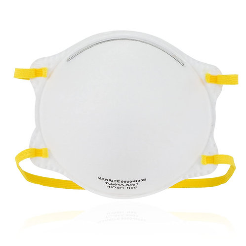 NIOSH Certified Makrite 9500-N95S - SMALL SIZE ONLY