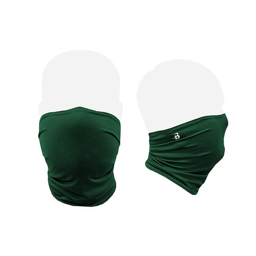 Badger Mask- Forest Green- NO LOGO