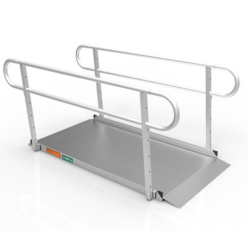 GATEWAY™ 3G Solid Surface Portable Ramp - EZ-Access