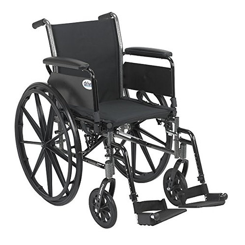"18"" Cruiser III Standard Wheel Chair"