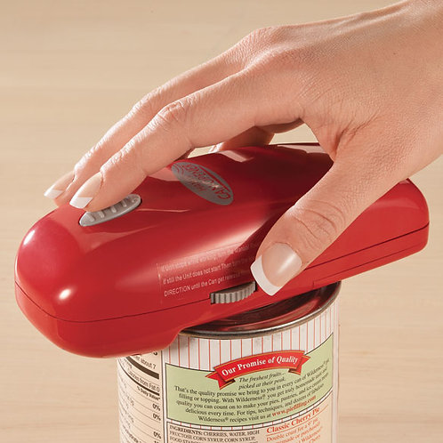 Hands Free Automatic Can Opener