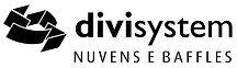 divisystem - logo - nuvens e baffles-bla