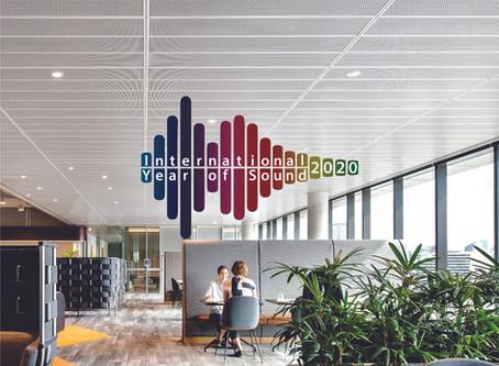 2020 I Ano Internacional do Som: Iniciativa ressalta importância da acústica