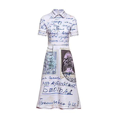 OLD LOVE LETTER Dress