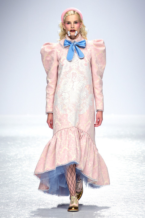 Model Ivana Momirov from Fox