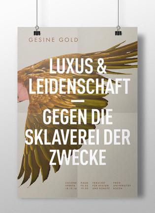 Plakat / Uni Bozen