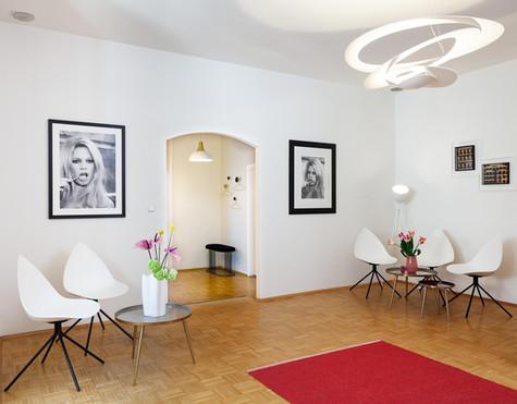 Projekt Ordination, 1010 Wien: Wartezimmer