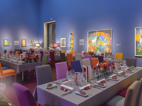 Fundrising Dinner / Museum