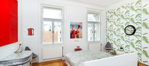 Projekt I: Schlafzimmer