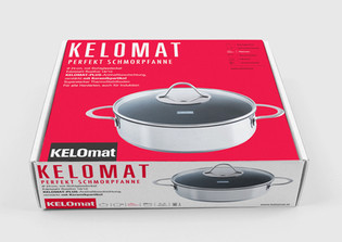 Riess Kelomat / Übernahme und Weiterführung des Designs