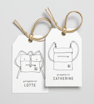 lu design / Grafische Arbeiten