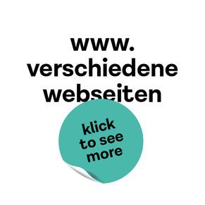 Verschiedene Webseiten