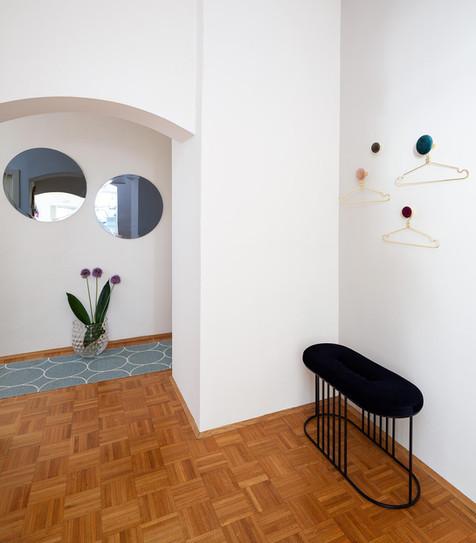 Projekt Ordination, 1010 Wien: Garderobe