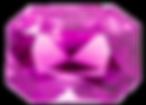The Natural Gem Saphir Pink Sapphire Pink