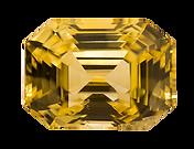 The Natural Gem Saphir Gelb Sapphire Yellow