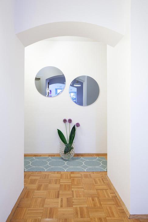 Projekt Ordination, 1010 Wien: Eingangsbereich