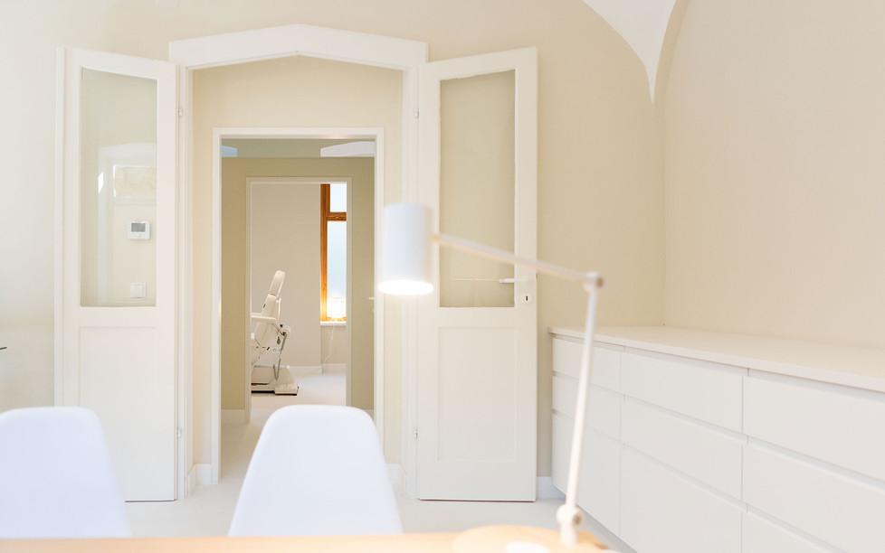 Hautarztpraxis Almuth Bene / Interior Design Ordination