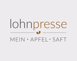 lohnpresse / Corporate Design